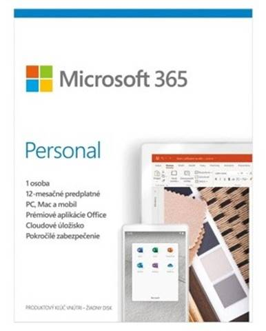 Microsoft 365 Personal SK