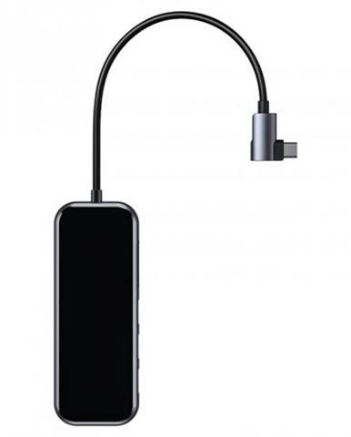 Multifunkčný hub Baseus USB-C na 3xUSB 3.0 + HD4K + PD