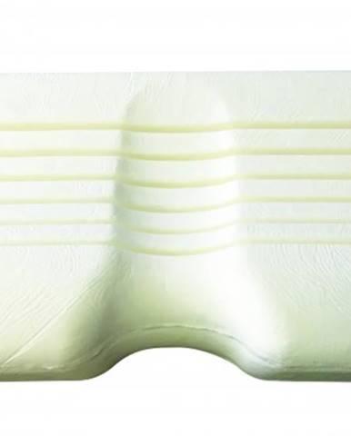 Van - ortopedický vankúš, Visco lenivá pena, 53x33x11