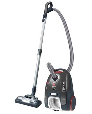 Podlahový vysávač Hoover Telios Extra Tx63se 011  siv