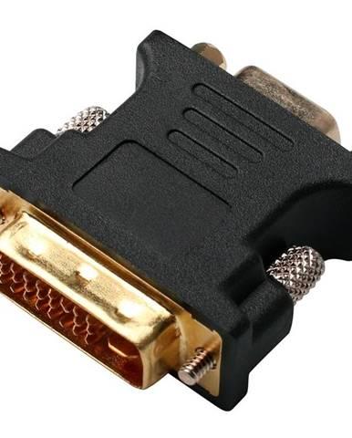 Redukcia Gogen DVI/VGA čierna