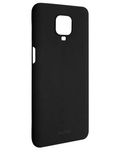 Kryt na mobil Fixed Story na Xiaomi Redmi Note 9 Pro čierny