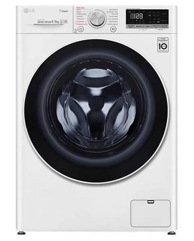 Práčka so sušičkou LG F4dn509s0