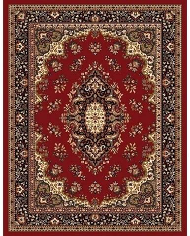 Spoltex Kusový koberec Samira 12001 red, 120 x 170 cm