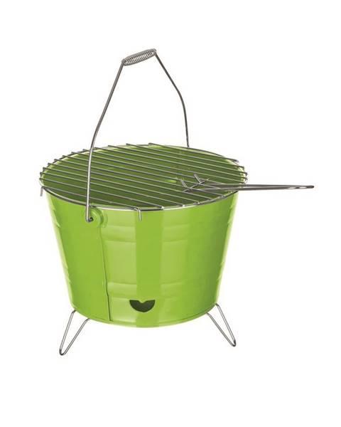 Happy Green VETRO-PLUS Gril Bucket zelený