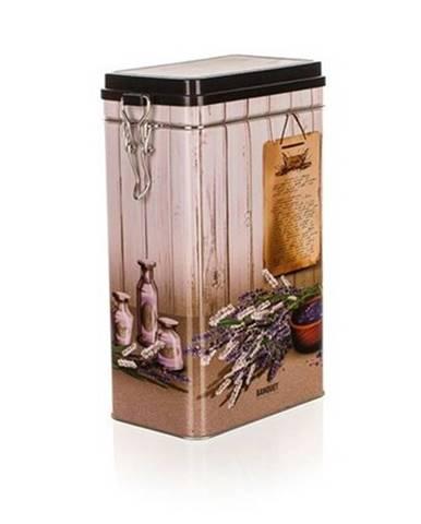 Banquet Lavender Plechovka s patentným uzáverom