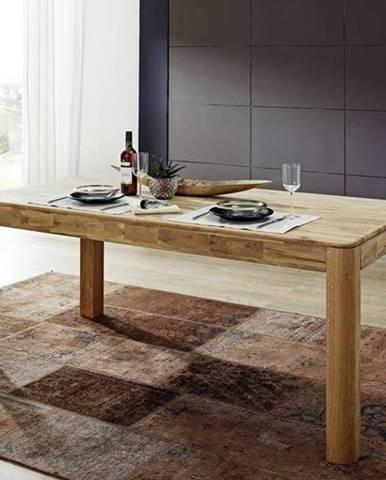 VIENNA Jedálenský stôl 140x90 cm, dub