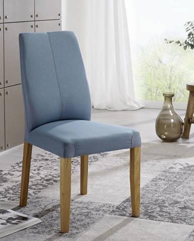 VIENNA Jedálenská stolička, modrá
