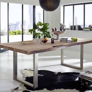 METALL Jedálenský stôl 210x110 cm