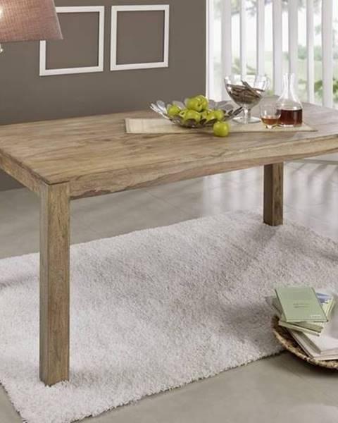 Bighome.sk NATURAL Jedálenský stôl 160x90 cm, palisander