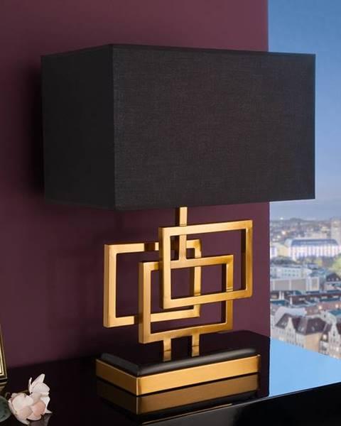 Bighome.sk Stolná lampa LEONA 56 cm