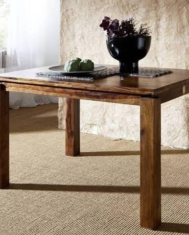 DAKOTA Jedálenský stôl 90x90 cm, palisander