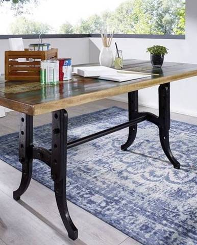 INDUSTRY Jedálenský stôl Extra 180x90 cm, staré drevo