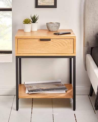Príručný stolík FUSION 40 cm
