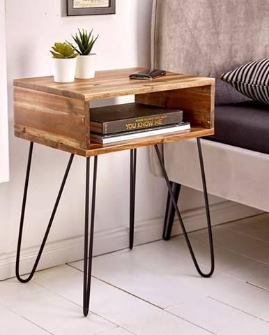 Príručný stolík MATIS 40 cm