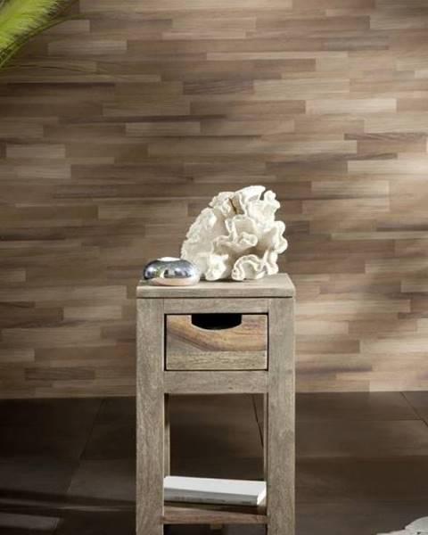 Bighome.sk GREY WOOD Príručný stolík 29x29x50 cm, palisander