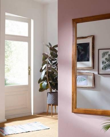 CAMBRIDGE HONEY Zrkadlo 115x60 cm, akácia
