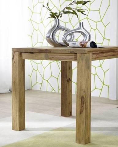 LIGHT WOOD Jedálenský stôl 80x80 cm, palisander