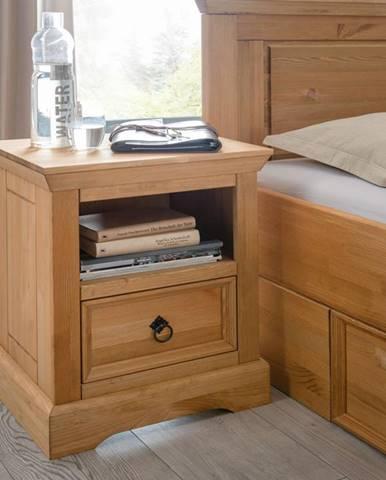SYDNEY Nočný stolík 48x60 cm, borovica