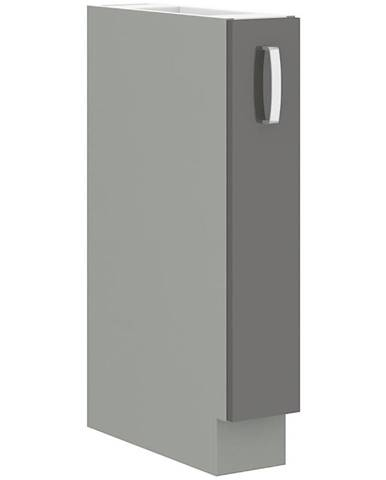 Kuchynská skrinka Grey 15d Cargo Bb
