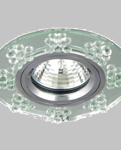 Stropné svietidló SS-19 chróm/biely MR16 2250161