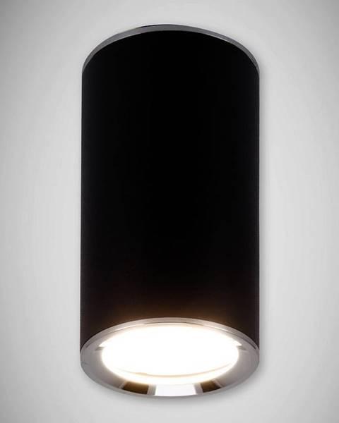 MERKURY MARKET Nástenná lampa Megan Dwl GU10 čierna 03658 K1