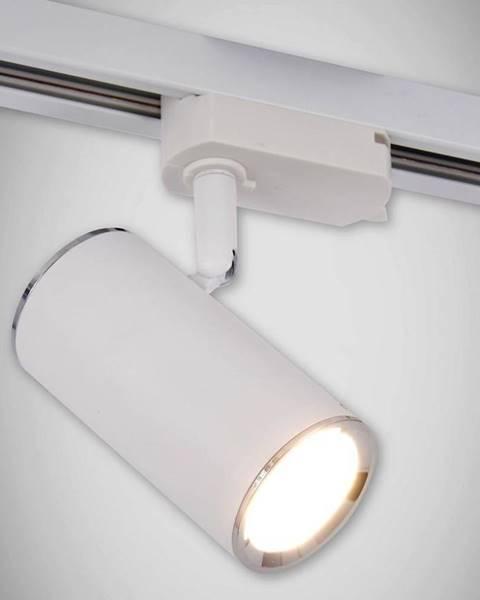 MERKURY MARKET Nástenná lampa Megan Tra GU10 biela 03659 K1