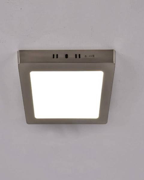 MERKURY MARKET Stropná lampa Martin LED D 03278 18W 4000K Mat Chrome