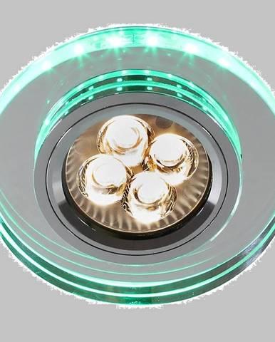 Stropné svietidló SS-23 CH/TR+GR okrúhly 2238265