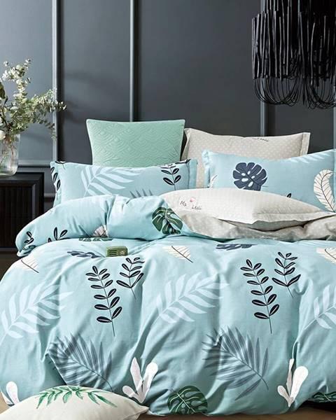 MERKURY MARKET Bavlnená saténová posteľná bielizeň ALBS-01191B/3 200x220