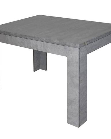 Jedálenský stôl Filip betón