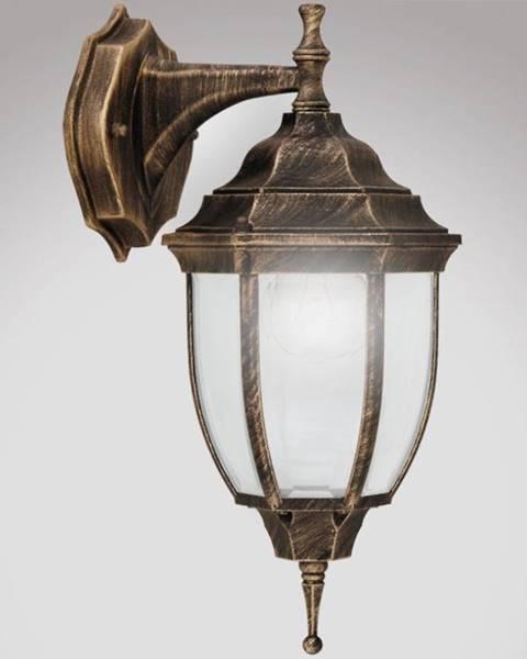 MERKURY MARKET Nastenná záhradná lampa Nizza 8451