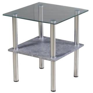 Konferenčný stolik TT-1661 cement