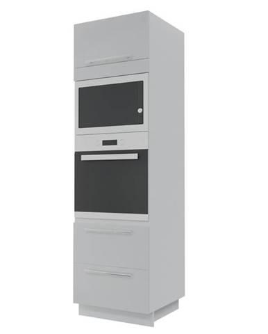 Skrinka do kuchyne Essen grey D14/RU/2M-284