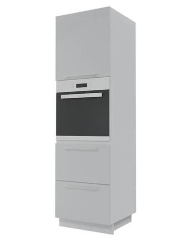 Skrinka do kuchyne Essen grey D14/RU/2M-356