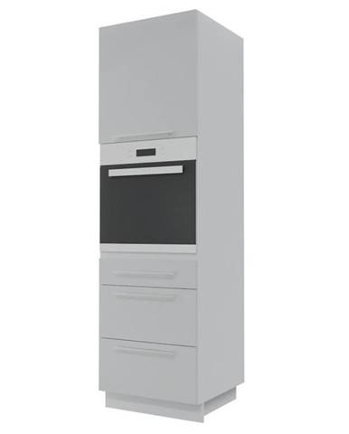 Skrinka do kuchyne Essen grey D14/RU/3M
