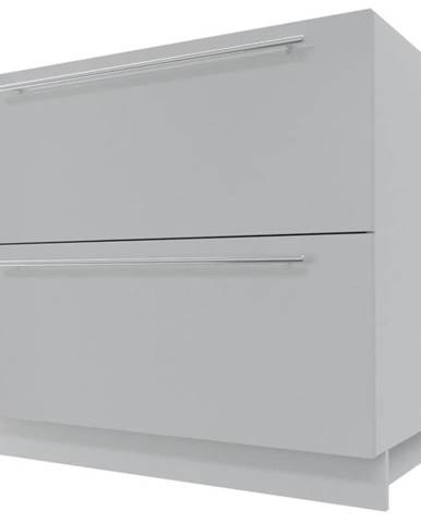 Skrinka do kuchyne Essen grey D2E/90