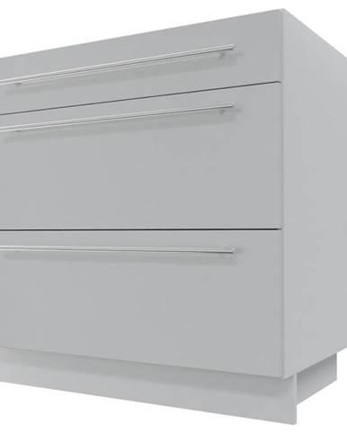 Skrinka do kuchyne Essen grey D3M/80