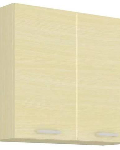 Skrinka do kuchyne Wiktoria chamonix/legno 80G-72