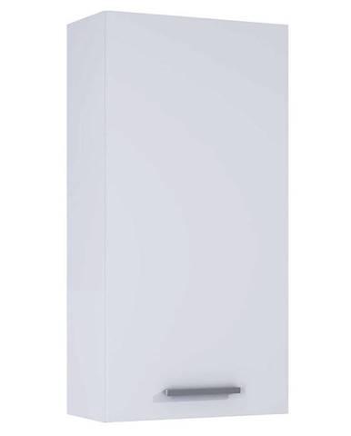 Závesná kúpeľňová skrinka Royal 40 1D white