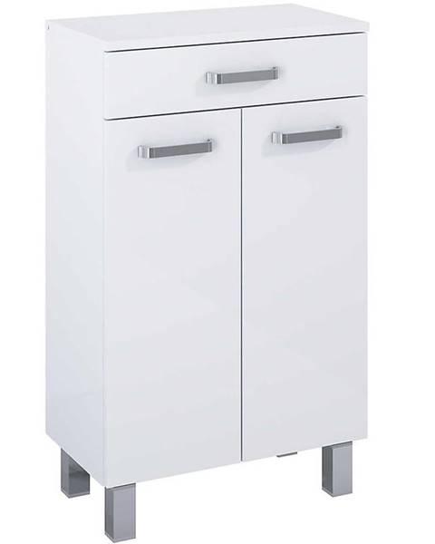 MERKURY MARKET Komoda Uno 50 2D1S white
