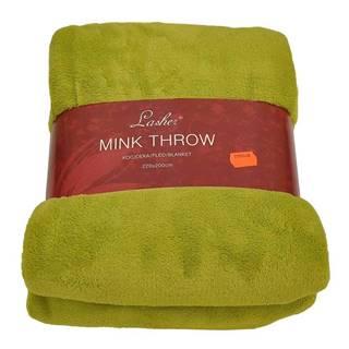 Deka Mink Throw SH80