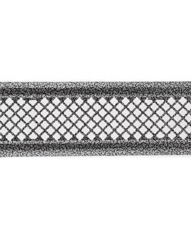 Mriežka  KO-ML-ASR antické striebro 65x205