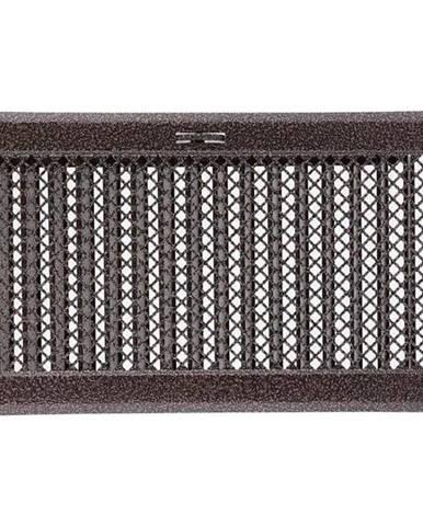 Vetracia mriežka  K4-ML-MI rám meď 195x335