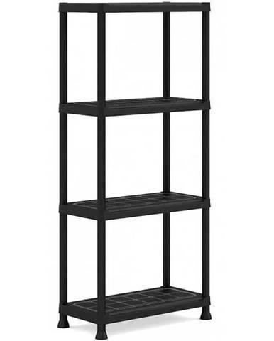 Obchodný regál Plus Shelf 60/4 135x60x30cm