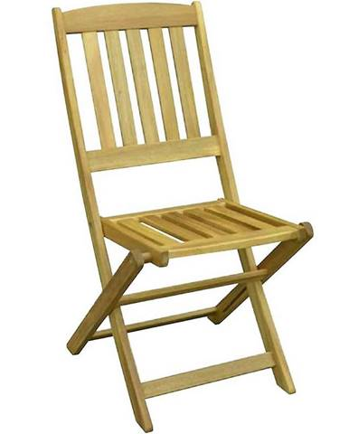 Stolička drevená