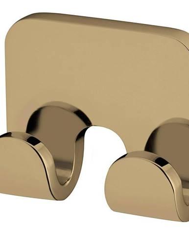 Dvojitý vešiak 07950 Natura Gold
