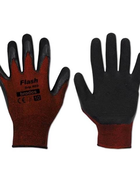 MERKURY MARKET Ochranné rukavice Flash grip veľkosť 10