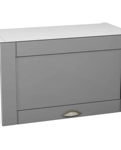 Kuchynská skrinka Linea G60KN grey