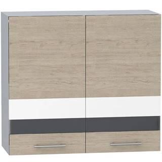 Kuchynská skrinka Mia picard/Biela WS80 SP